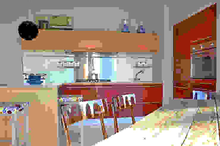 Cuisine moderne par Architetti di Casa Moderne