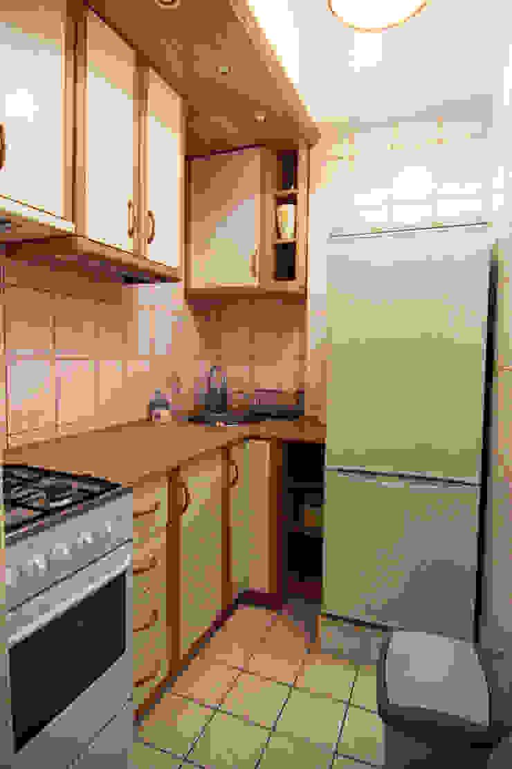 KUCHNIA PRZED METAMORFOZĄ od Better Home Interior Design Skandynawski