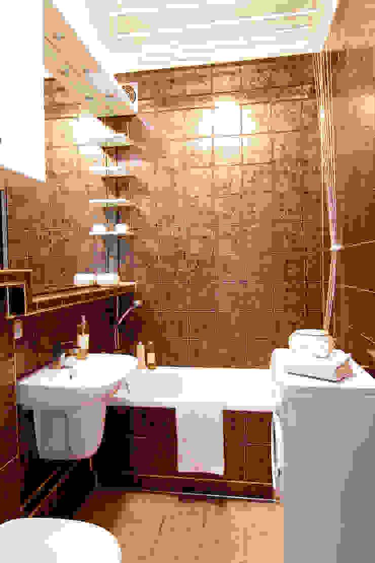 ŁAZIENKA PO METAMORFOZIE od Better Home Interior Design Skandynawski