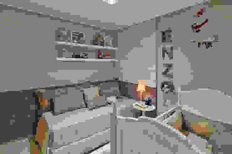 IE Arquitetura + Interiores Modern Kid's Room