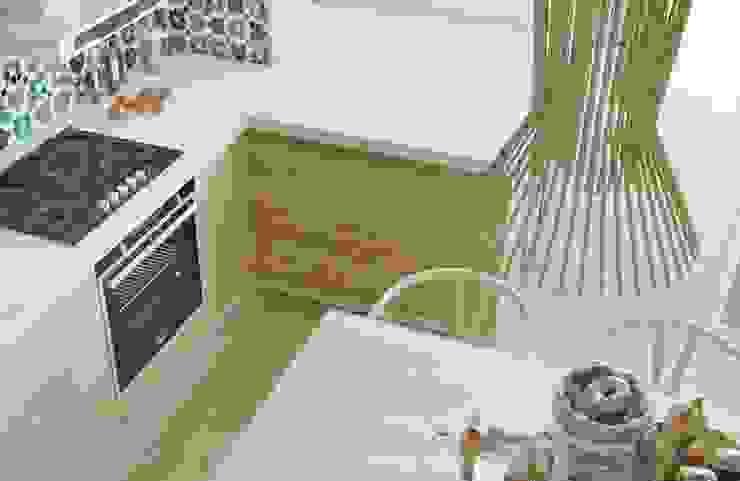 Cozinhas rústicas por ILKIN GURBANOV Studio Rústico