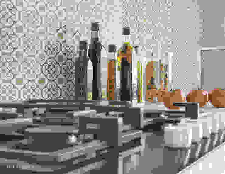 ILKIN GURBANOV Studioが手掛けたキッチン,