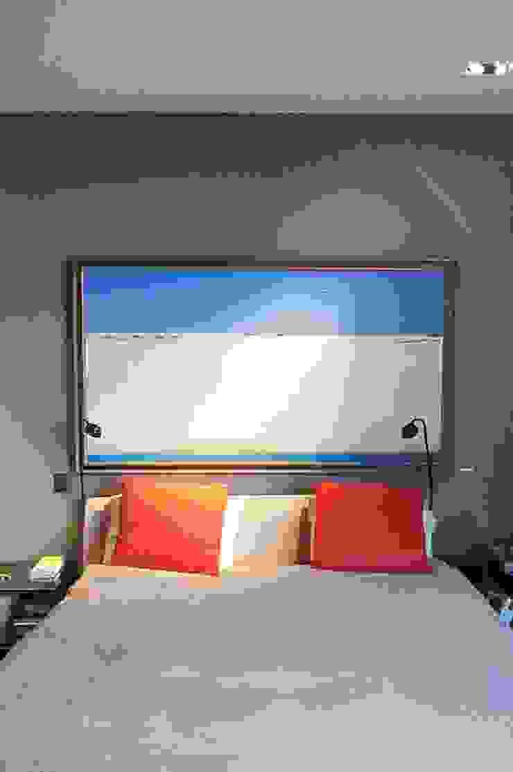 Modern Yatak Odası Roque Intérieurs Modern