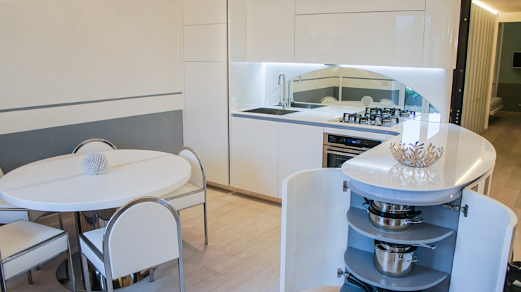 Architetti di Casa Modern kitchen