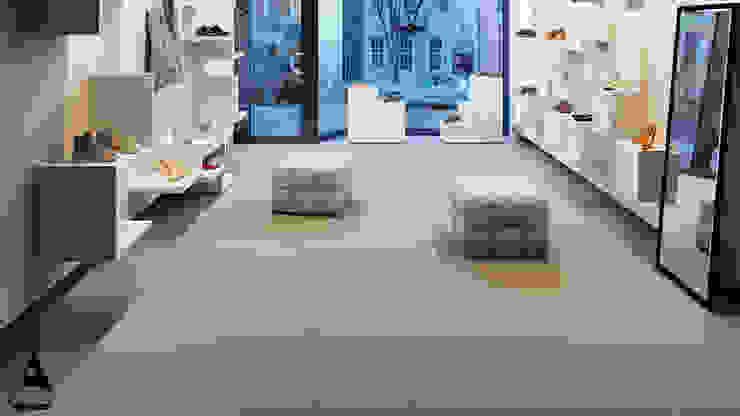 Визуализация коммерческой недвижимости Медиа комната в стиле модерн от Аrchirost Модерн