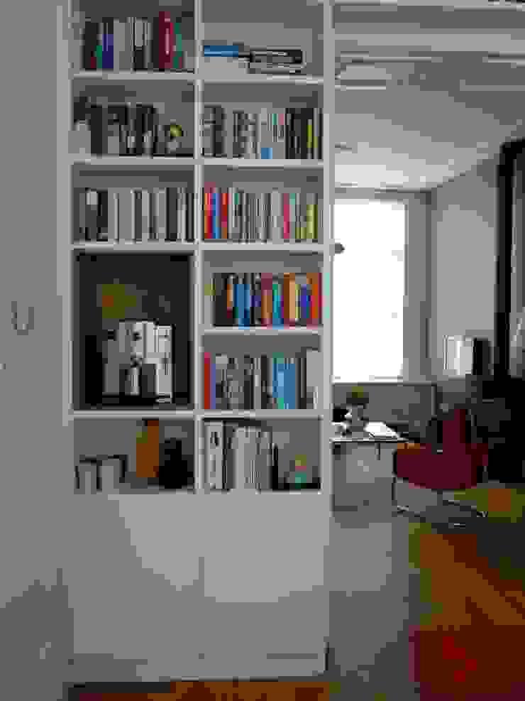 kast in separatie: modern  door Gosker Interieur Architectuur, Modern