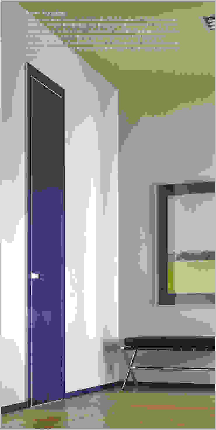 Квартира в Баку <q>Yeni Hayat</q> Коридор, прихожая и лестница в стиле минимализм от ILKIN GURBANOV Studio Минимализм