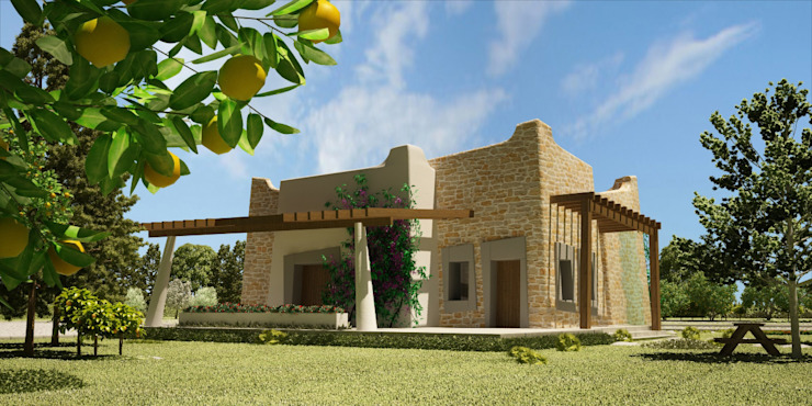 Zeus Tasarım Ltd. Şti. Maisons modernes