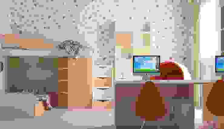 Chambre d'enfant moderne par ILKIN GURBANOV Studio Moderne
