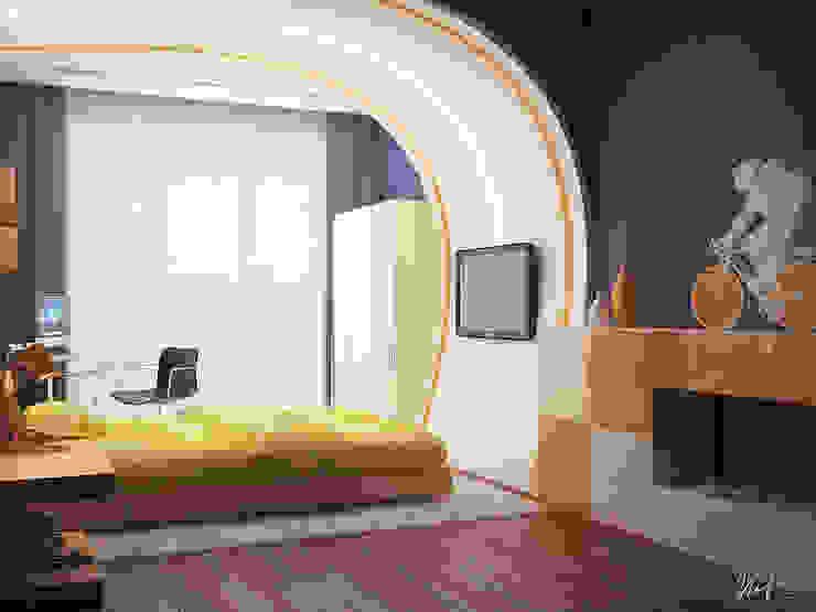 Kinderkamer door ILKIN GURBANOV Studio,