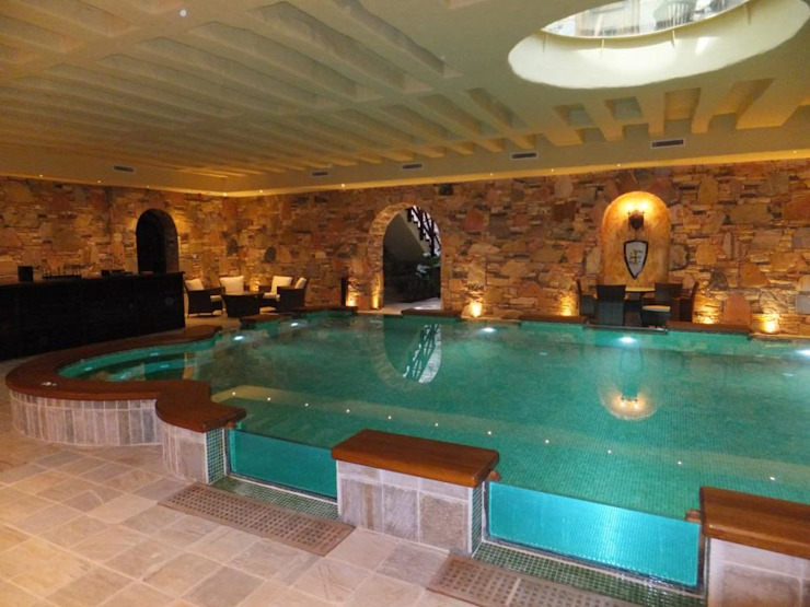 Zeus Tasarım Ltd. Şti. Modern Pool