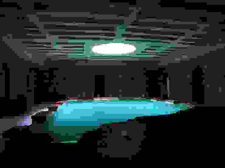 Zeus Tasarım Ltd. Şti. Moderne Pools