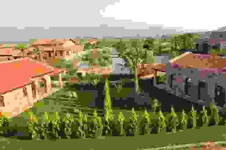 Zeus Tasarım Ltd. Şti. Mediterranean style garden