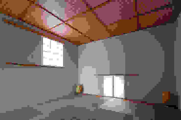 岸和田の家 和室 オリジナルデザインの 多目的室 の 神谷徹建築設計事務所 オリジナル