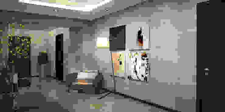 Ingresso, Corridoio & Scale in stile eclettico di Anton Neumark Eclettico