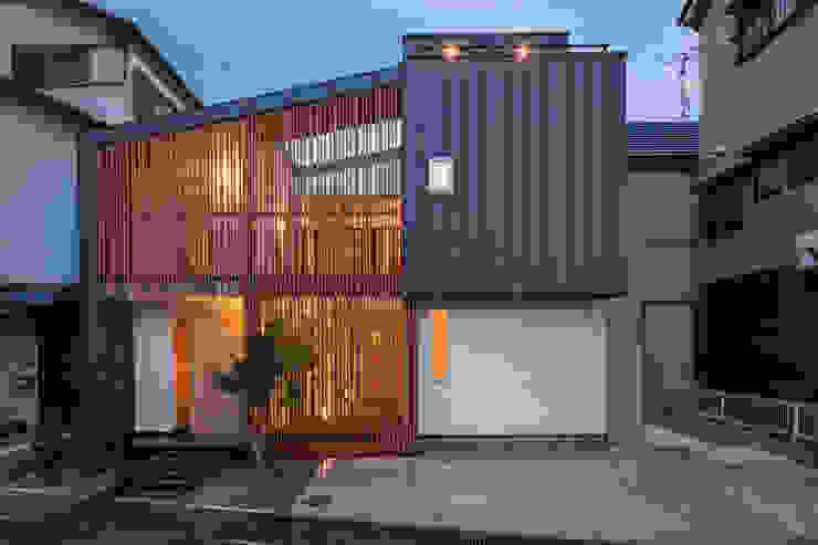Moderne Häuser von 神谷徹建築設計事務所 Modern