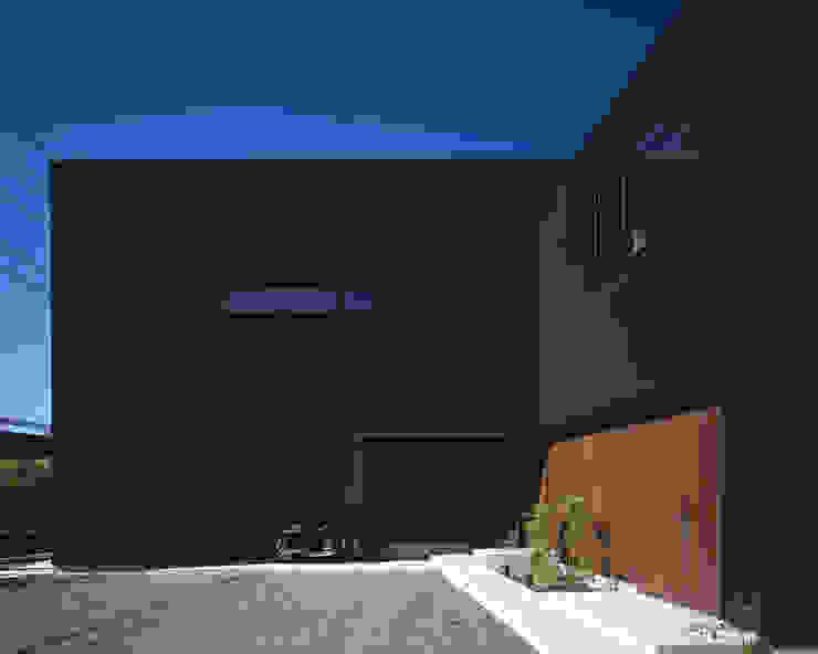 北方の家-okayama- モダンな 家 の タカオジュン建築設計事務所-JUNTAKAO.ARCHITECTS- モダン