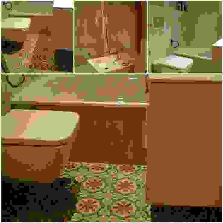 Classic style bathroom by Suelos Hidráulicos Demosaica Classic