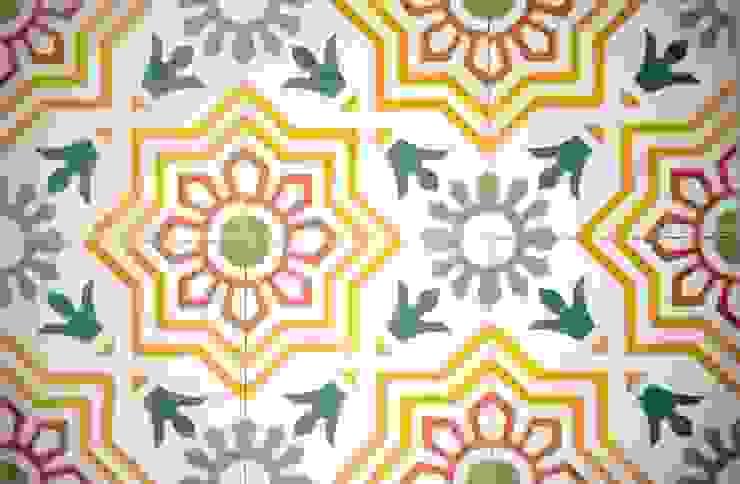Nuevo en Stock Paredes y suelos de estilo clásico de Suelos Hidráulicos Demosaica Clásico