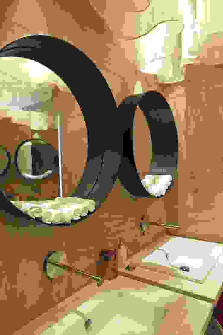 Ресторан Selfie Ванная комната в стиле модерн от Дизайн-бюро ARCHPOINT Модерн