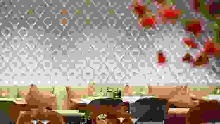 Ресторан Selfie от Дизайн-бюро ARCHPOINT Модерн