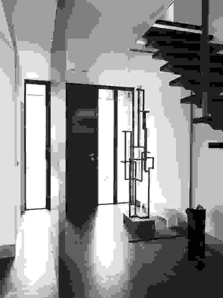 FritsJurgens taatsdeuren Moderne gangen, hallen & trappenhuizen van FritsJurgens BV Modern