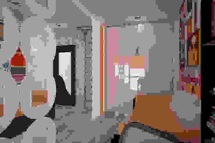Детская для двух мальчиков Детская комнатa в стиле минимализм от Студия дизайна Виктории Силаевой Минимализм