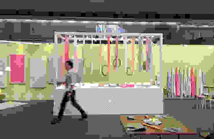 Sinne tona BY RIKA KAWATO / tonaデザイン事務所 Scandinavian style exhibition centres