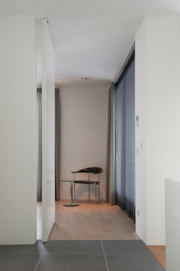 FritsJurgens taatsdeuren Moderne ramen & deuren van FritsJurgens BV Modern