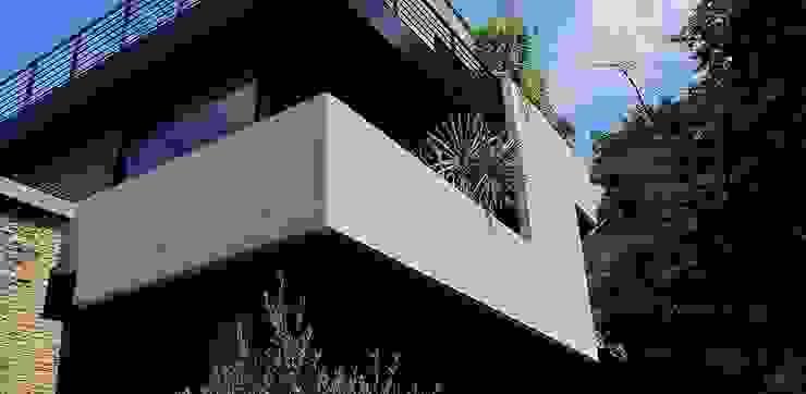 Villa DH Moderne Häuser von bmb Architektur + Design Modern