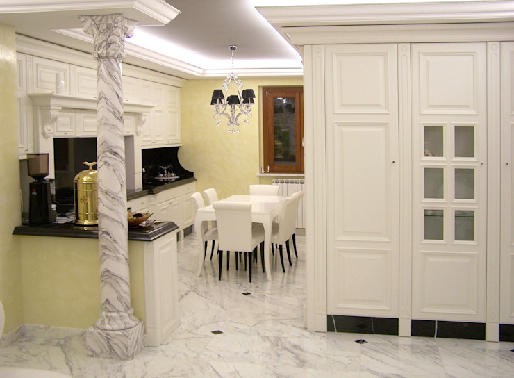 FPL srl 廚房收納櫃與書櫃
