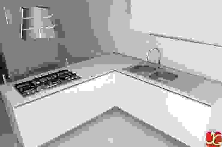 OGARREDO 現代廚房設計點子、靈感&圖片