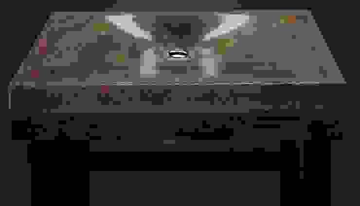 "concrete sink ""Mirage in a desert"":  в современный. Автор – Pietra Danzare, Модерн"