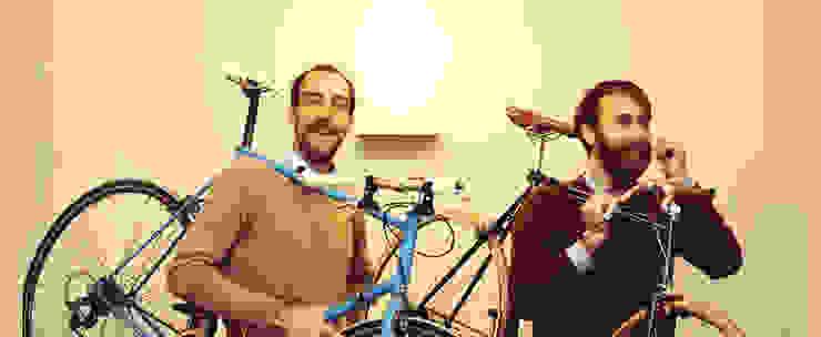 Patrick Jacquet et Rob De Schutter par Deltareference Moderne