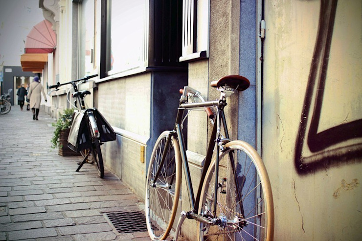 """FlipCrown: rendez votre vélo plus """"plat"""" par Deltareference Moderne"""