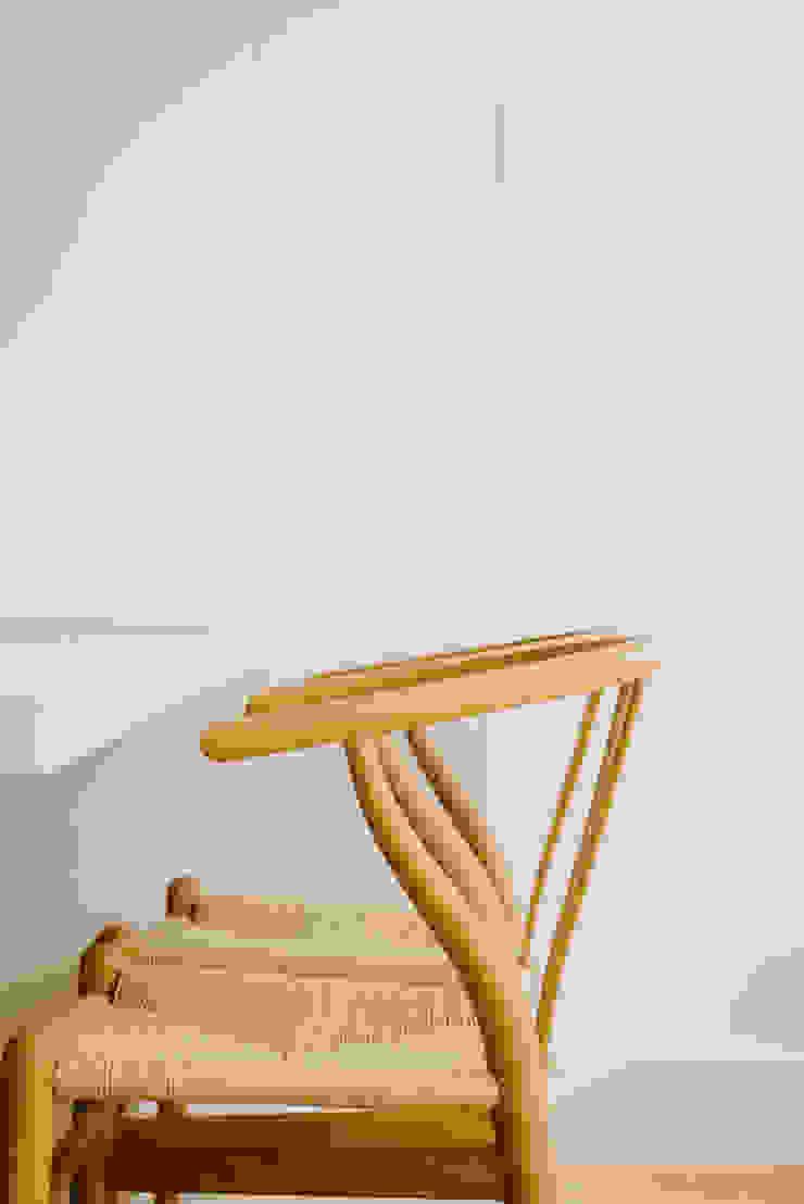 Vivienda zona Quevedo, Madrid Salones de estilo moderno de nimú equipo de diseño Moderno