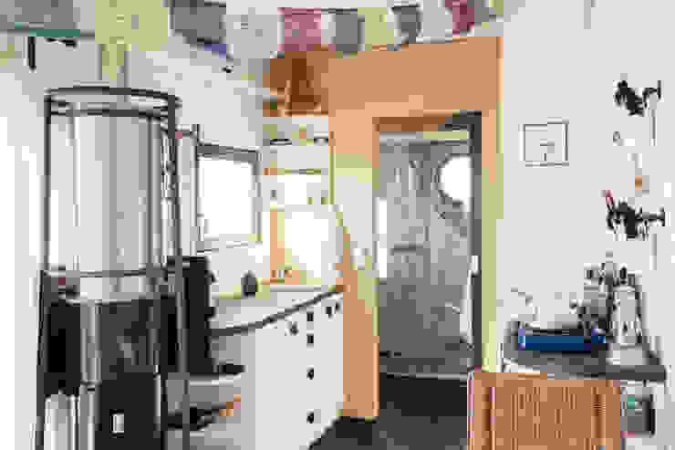 Minimalistische keukens van Wohnwagon Minimalistisch
