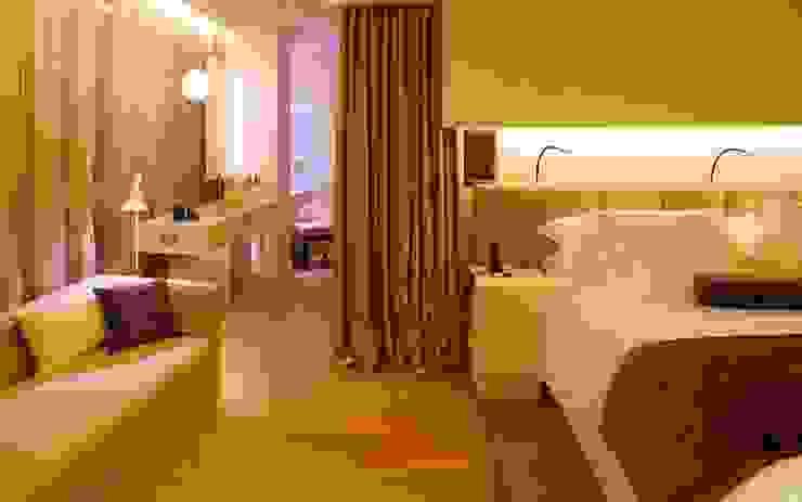 Hotel ABaC Barcelona Hoteles de estilo moderno de Tono Bagno Moderno
