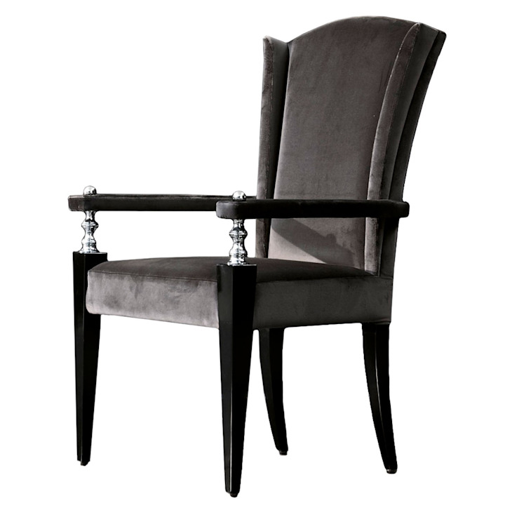 KLOSE L DINING CHAIR: modern  by We Style Homes, Modern