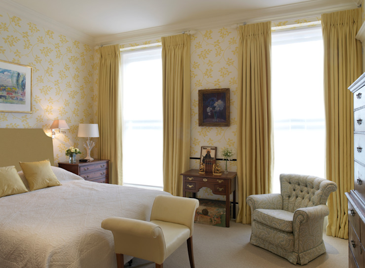 Belgravia - Master Bedroom Chambre classique par Meltons Classique