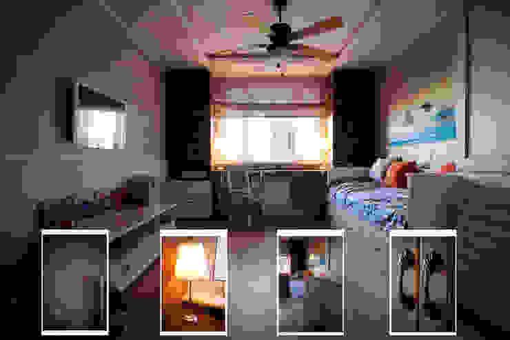 Прованс в мегаполисе Детская комнатa в стиле кантри от RICCA DESIGN Кантри