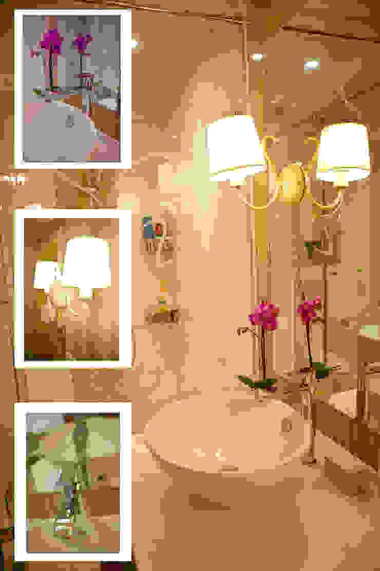 Прованс в мегаполисе Ванная комната в стиле кантри от RICCA DESIGN Кантри