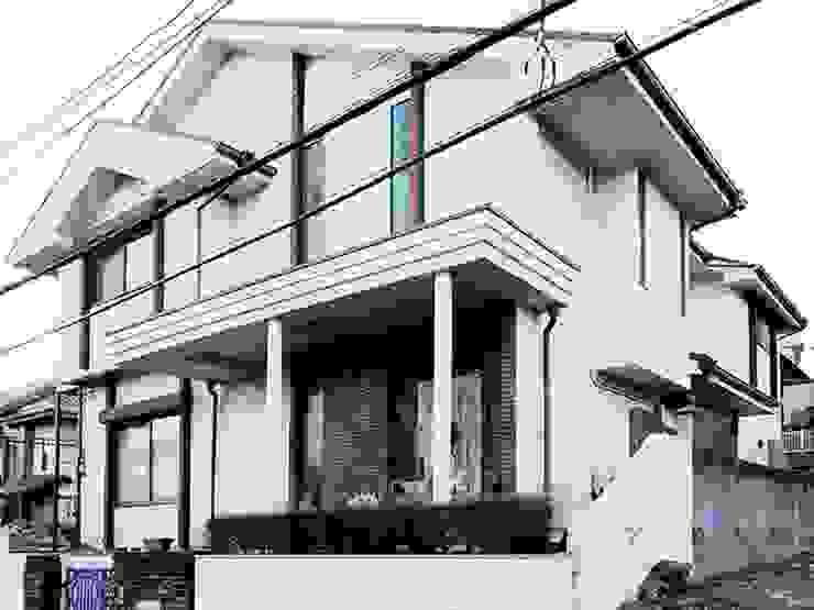 日野の家 オリジナルな 家 の HandiHouse project オリジナル