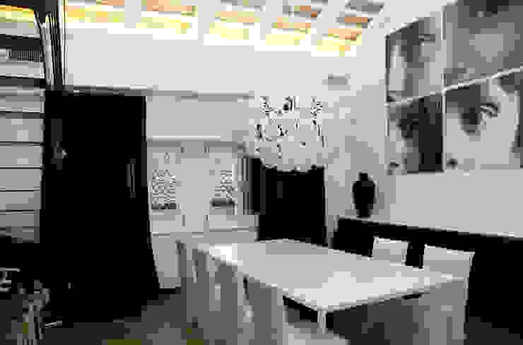 Arch. Roberto Buzzi Modern dining room