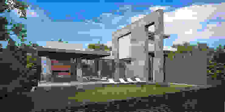 SAN PATRICIO Casas modernas de GGF Capital Arquitectonica Moderno