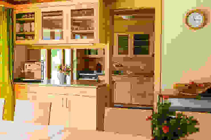 Moderne keukens van Visions Haus Modern