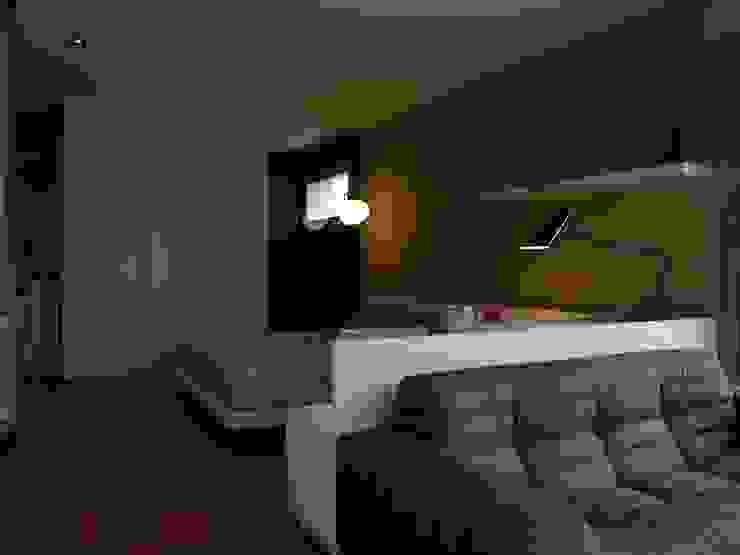 Dormitorios de estilo  por KITS INTERIORISME,