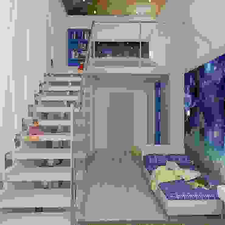 квартира в стиле арт деко Детские комната в эклектичном стиле от архитектор-дизайнер Алтоцкий Михаил (Altotskiy Mikhail) Эклектичный