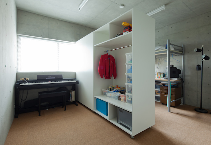 Studio R1 Architects Office Nursery/kid's room