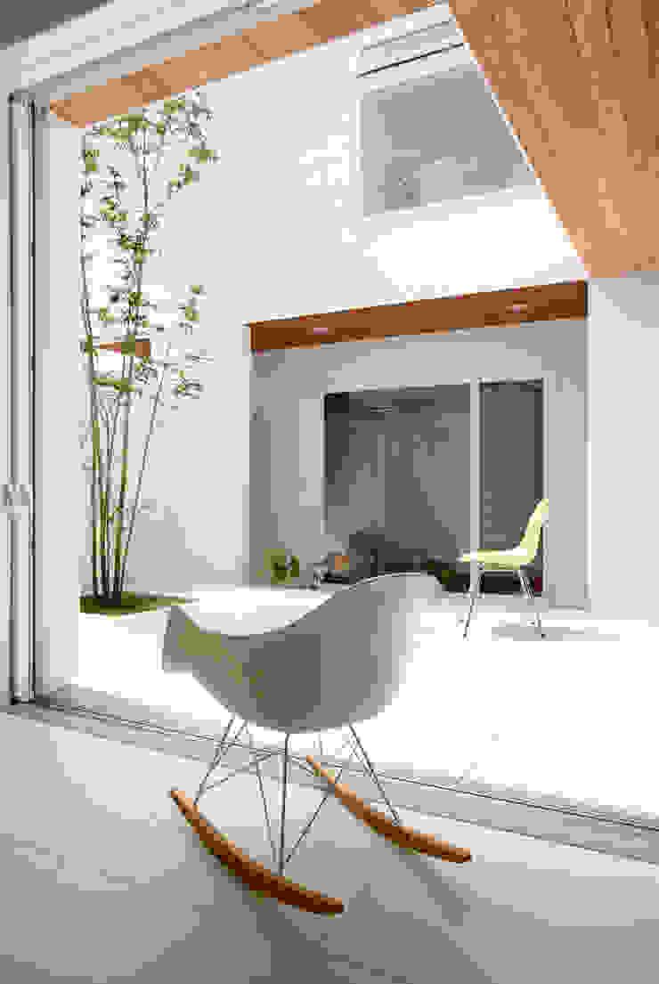 house ma モダンデザインの テラス の アークス建築デザイン事務所 モダン